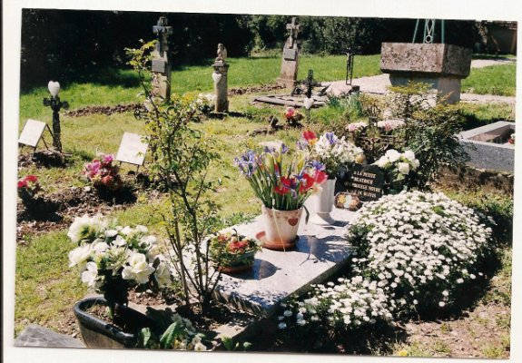 Tombe de Béatrice