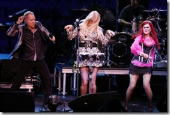 B-52's at the True Colors tour