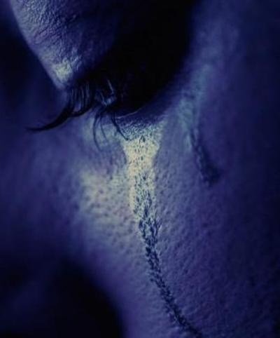 lacrime viso